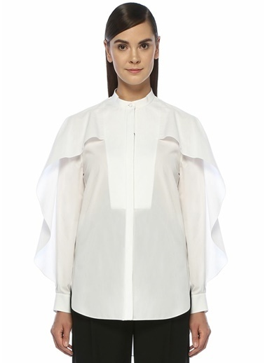 Alexander McQueen Gömlek Beyaz